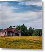 School Is Out For Summer Metal Print