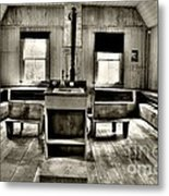 School Room Metal Print