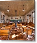 Schools Out For Summer   Metal Print by L Wright