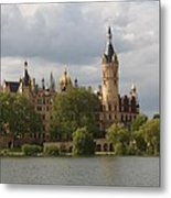 Schwerin Palace - Germany Metal Print