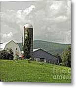Scoharie New York Farm Metal Print