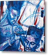 Scoob And Kane Metal Print by The Styles Gallery