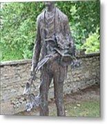 Sculpture Vincent Van Gogh - St Remy Metal Print