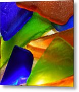 Sea Glass II Metal Print