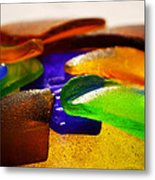 Sea Glass IIi Metal Print