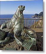 Sea Lion Caves - Oregon Metal Print