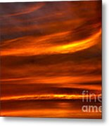 Sea Of Sun Metal Print by Alan Look