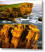 Sea Of Time Metal Print