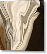 Sea Shell No 1 Metal Print by Chad Miller