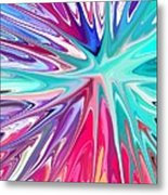 Sea Urchin Metal Print
