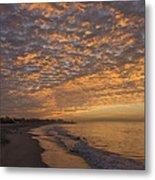 Seabright Sunrise Metal Print