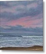 Seabrook Sunrise Metal Print