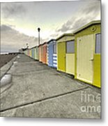 Seaford Beach  Metal Print