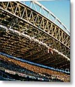 Seahawks Stadium 3 Metal Print
