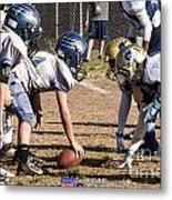 Seahawks Vs Bruins 7987 Metal Print