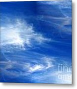 Seamless Background Sky Metal Print