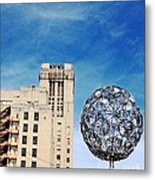 Sears Crosstown Memphis Metal Print