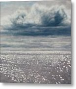 Seascape 160 X 120 Metal Print