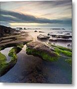 Seascape Bali Metal Print