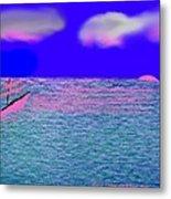 Sea.sun Metal Print