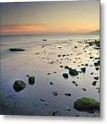 Seasunset  Dreams Metal Print