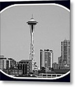 Seattle Center Stage Metal Print