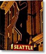 Seattle Coffee Works Metal Print