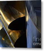 Seattle Emp Building 1 Metal Print