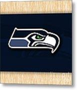 Seattle Seahawks Metal Print