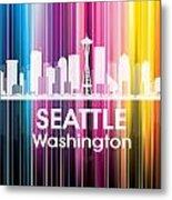 Seattle Wa 2 Metal Print