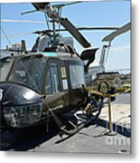 Seawolves Uh-1 Metal Print