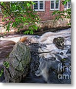 Secluded Falls #2 Metal Print