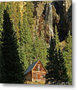Secluded Tranquility Metal Print