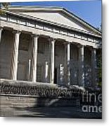 Second Bank Of The United States Metal Print