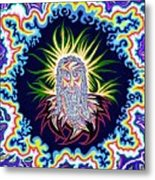 Second Coming Of Christ Metal Print