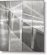 Second Floor Transitions Metal Print