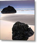 Second Rock From The Sun Metal Print