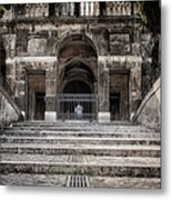 Second Time Around The Forum Metal Print