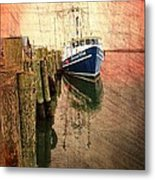 Second Wind Metal Print