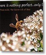 Secret Life Of Bees Metal Print