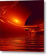 Secret Passion.  Metal Print