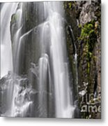 Section Of The Falls Metal Print