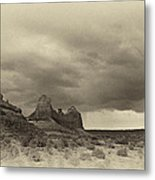 Sedona Landscape Metal Print by Kelly Gibson