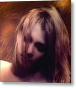 Seduced By The Wind Metal Print