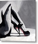 Seduction Metal Print