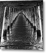 See Forever From Here Metal Print