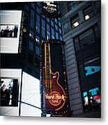 See The Show Metal Print