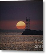 See You On The Other Side Metal Print