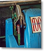 Seeburg Select-o-matic Jukebox Metal Print