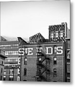 Seeds Building Two Metal Print
